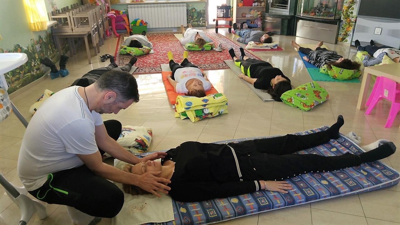 Радослав Георгиев в частна детска градина ЕКОМалчовци