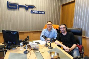 боуен терапевтът Радослав Георгиев на гости в БНР - Българско национално радио